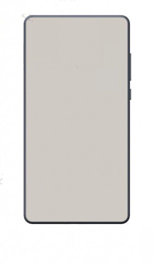 Полноэкранный смартфон Xiaomi Mi MIX 3