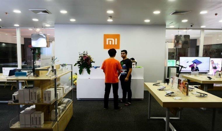 Один из многочисленных фирменных магазинов Сяоми