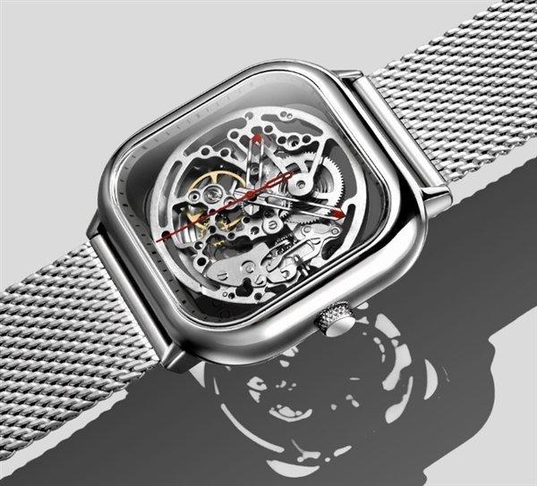 Новые часы Сяоми