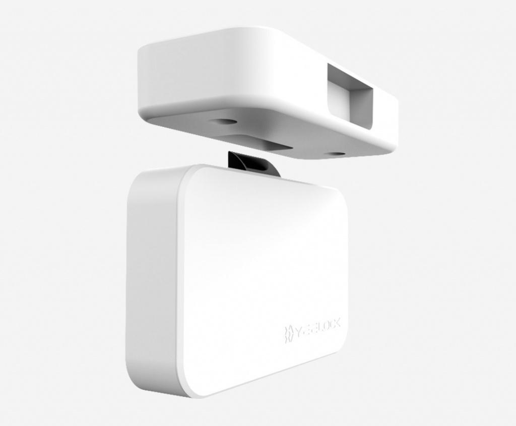 Крупный план умного замка Xiaomi Yeelock Smart Drawer Cabinet Lock Switch