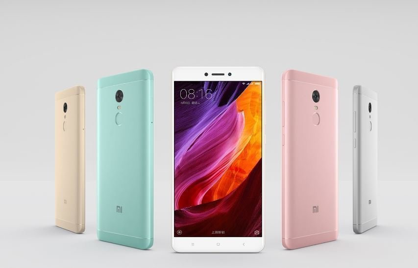 анализ Xiaomi Redmi Note 4 и Redmi Note 4X