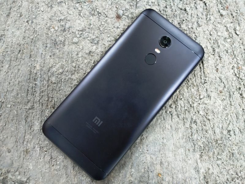 Задняя панель Xiaomi Redmi Note 5