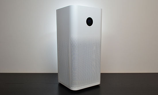 Дизайн Xiaomi Mi Air Purifier 2S