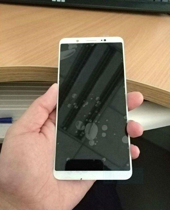 Реальное фото Xiaomi Redmi Note 5