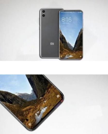 Xiaomi Mi7 Concept Version