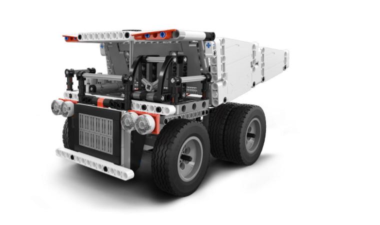 Новый умный конструктор Xiaomi Mi Bunny MITU Block Mine Truck