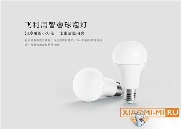 Xiaomi Philips Led Bulb