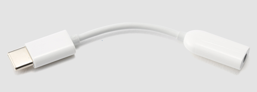 Переходник на Jack 3.5 mm Xiaomi Type-C to AUDIO Cable
