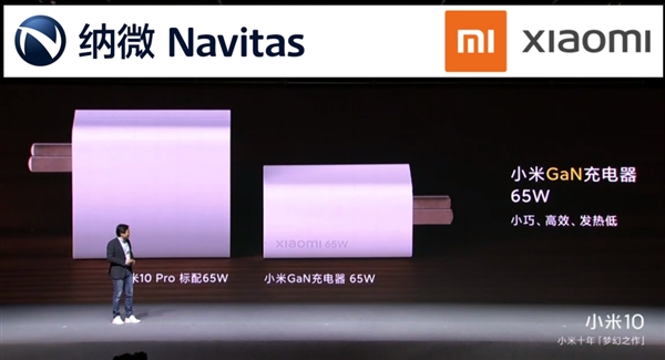 Зарядное устройство Xiaomi нового поколения