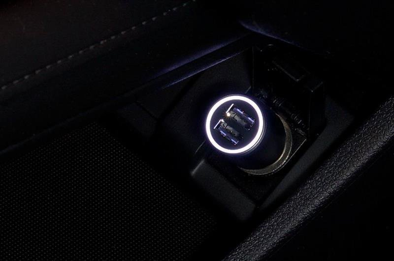 Xiaomi Mi Car Charger fast version