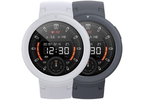 Внешний вид смарт-часов Xiaomi Amazfit Verge Lite