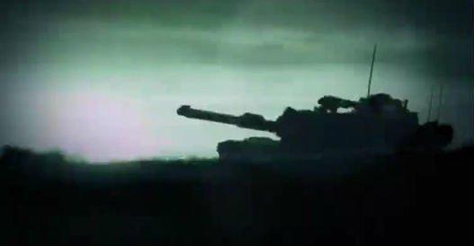 Кадр из рекламного ролика