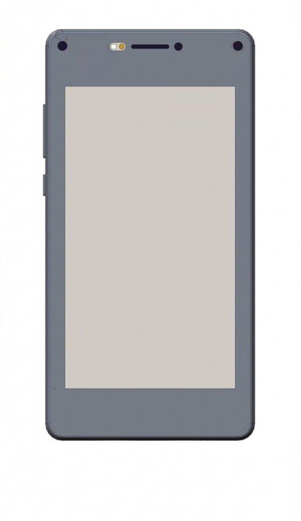 Один из макетов Xiaomi Mi MIX 3