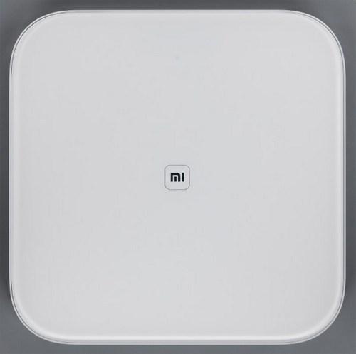 Дизайн умных весов Xiaomi Mi Smart Scale
