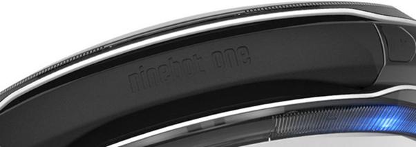 Расположение ручки моноколеса Xiaomi NineBot One S2