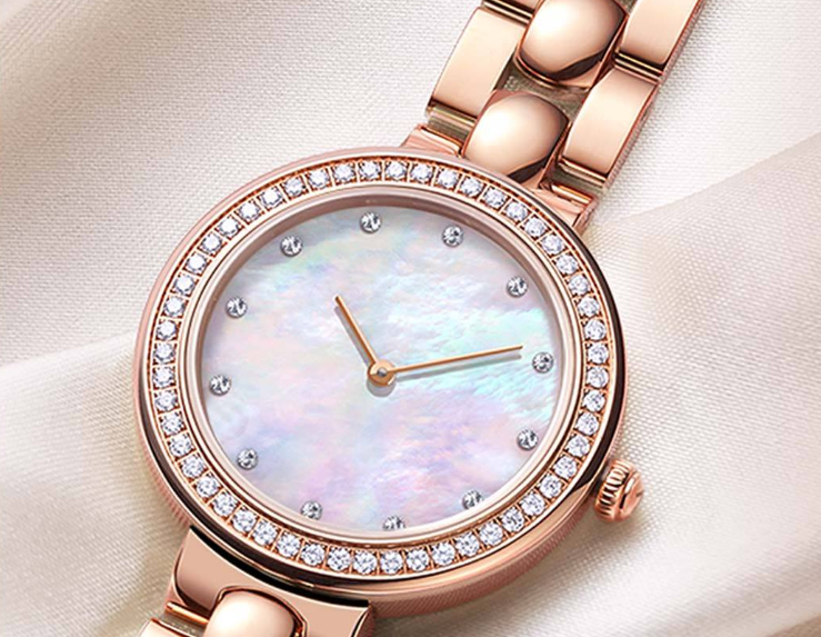 Xiaomi TwentySeventeen Crystal Quartz Watch