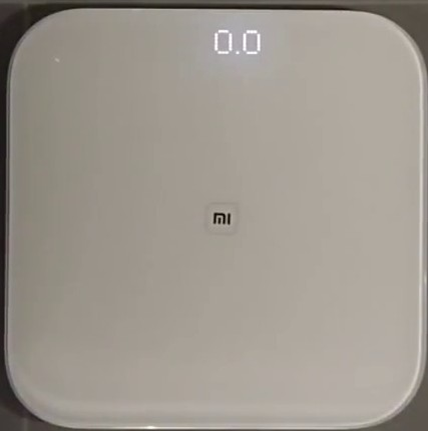 LED дисплей Xiaomi Mi Smart Scale Weight