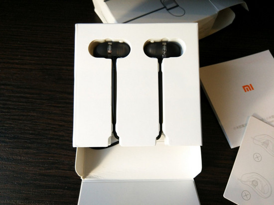 Коробка для Xiaomi Mi Piston Air Capsule In-Ear Earphone