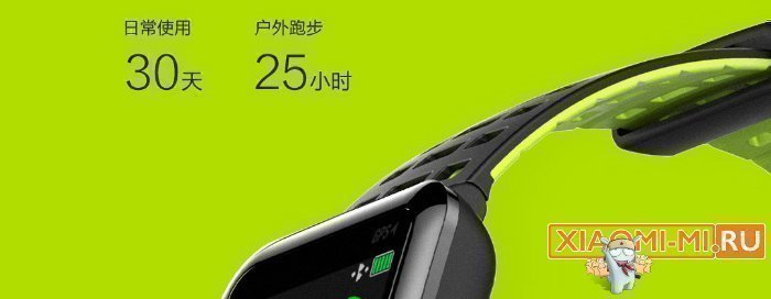 Xiaomi Weloop Smart Watch