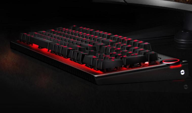 Клавиатура Сяоми для настоящих геймеров