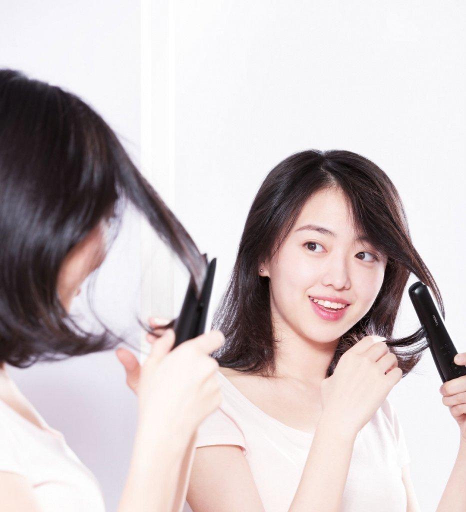 Портативный утюжок для волос