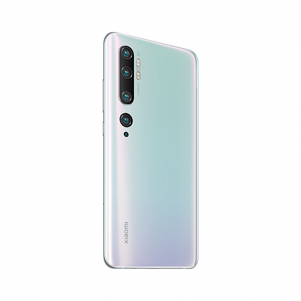 Смартфон Xiaomi Mi Note 10 128GB/6GB (White/Белый)